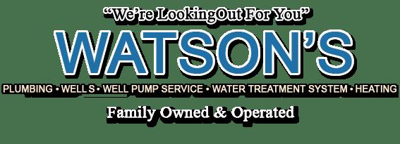 Watson's Plumbing & Heating, Inc.